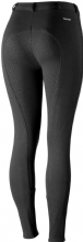 HORZE ACTIVE SILICA PRINT BLACK BREECHES - RRP £35.99